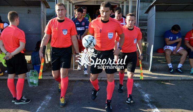Fotbal județean | Programul și oficialii delegați de AJF Satu Mare la meciurile din etapa a VII-a