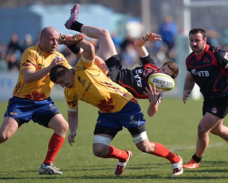 Rugby Europe Championship: Romania învinsă de Georgia