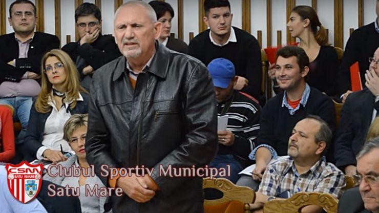 Management defectuos la CSM Satu Mare? Clubul sătmărean are conturile blocate
