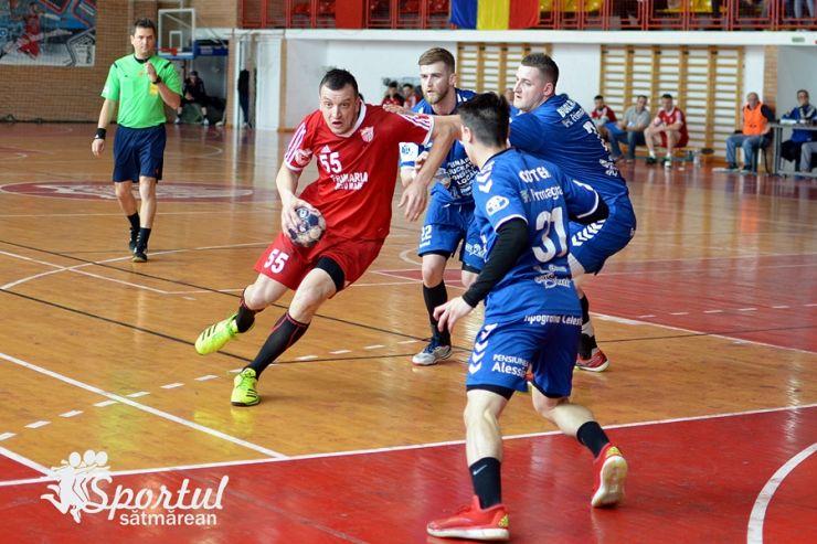 Handbal | CSM Satu Mare a câștigat primul meci din acest an
