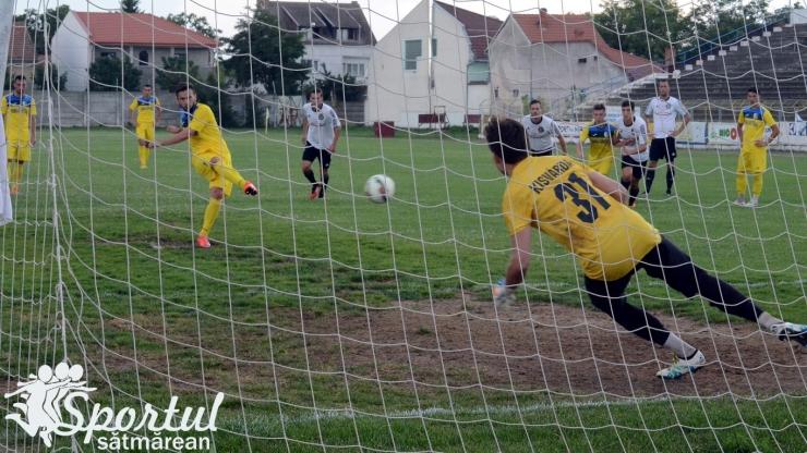 Amical, le merge bine. FC Olimpia Satu Mare 2 - 2 Kisvárda FC