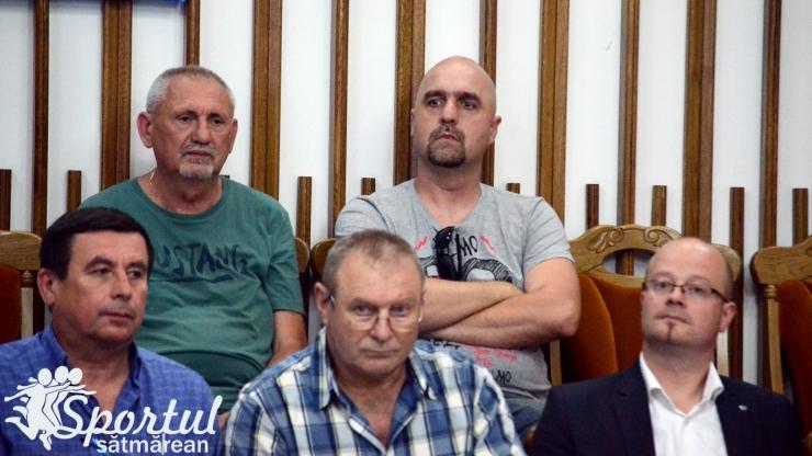 """Vasile Fogel: """"Nu se desființează nicio secție de la CSM Satu Mare"""""""