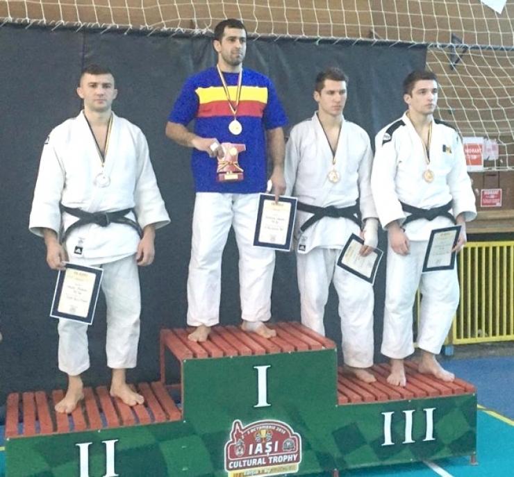 Judo. Aur pentru Bodârlău și argint pentru Halas, la Campionatul Național