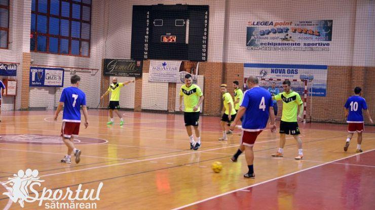 """Minifotbal   Rezultatele înregistrate în a doua zi a """"Cupei Sătmarului"""""""