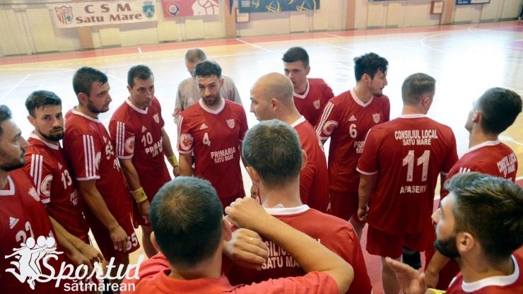 Liga zimbrilor. Azi, de la ora 16,00, Steaua București – CSM Satu Mare