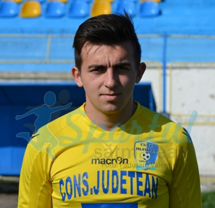 Fotbal. Ervin Kinczel a semnat pentru un an cu Cigánd Sportegyesület (Ungaria)