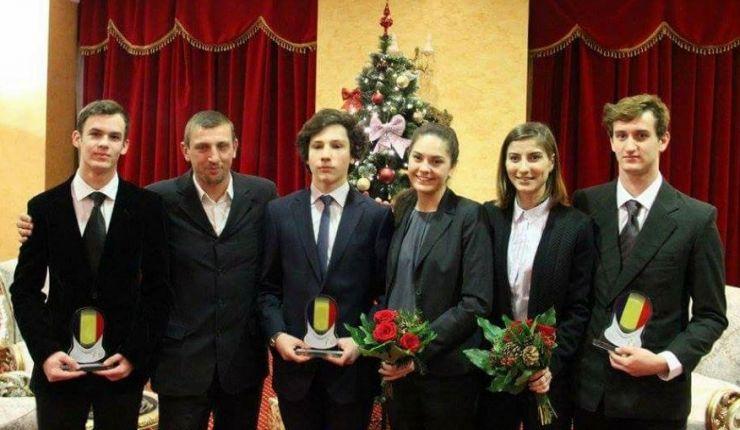 Sătmărenii, printre cei mai premiați la Gala Federației Române de Scrimă