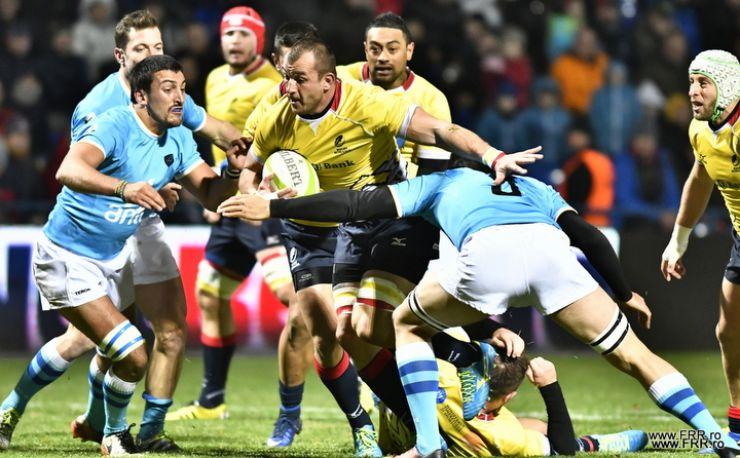 Rugby | Al treilea meci test, a treia victorie. România a trecut și de Uruguay