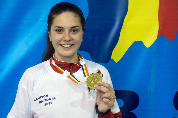 Spadă | Sătmărencele Amalia Tătăran și Greta Vereș, câștigătoare la Campionatul Național