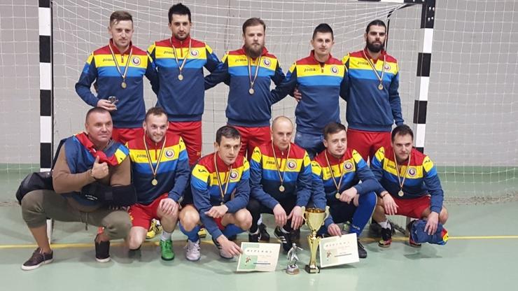 Minifotbal. Sentierri a câștigat ediția a doua a FUTSAL ARENA CUP