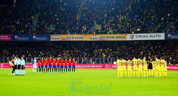 Echipa Națională   România - Danemarca se va juca pe Cluj Arena