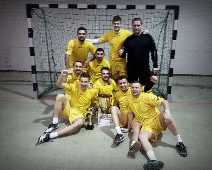 Minifotbal | Echipa Ciocanul (Satu Mare) a câștigat ediția a VIII-a a Cupei Futsal Carei
