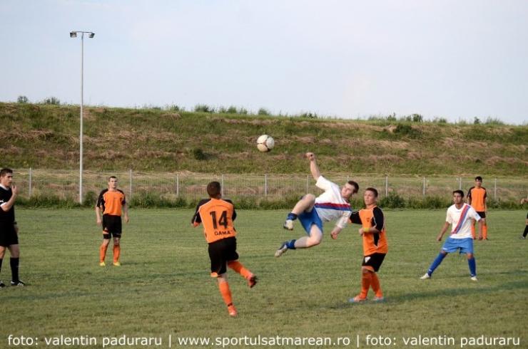 Fotbal. Liga a IV-a Elite: Viitorul Vetiș 5 - 2 Voința Doba (Foto&Video)