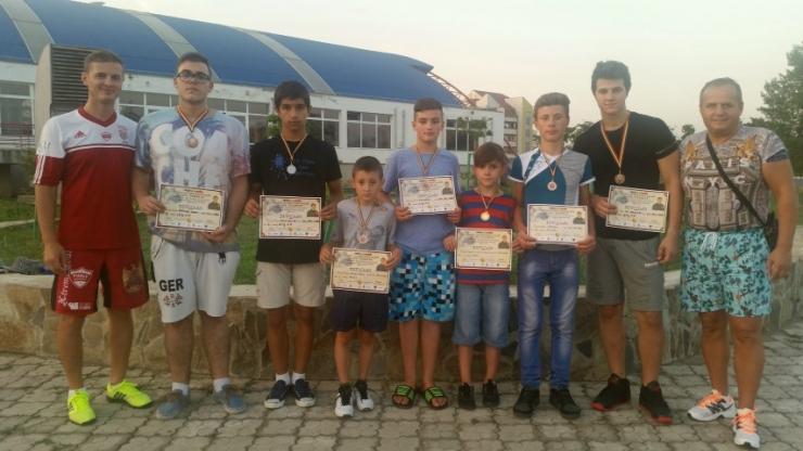 Judo. CSM Satu Mare a câștigat șapte medalii la Cupa internațională din Drobeta Turnu Severin