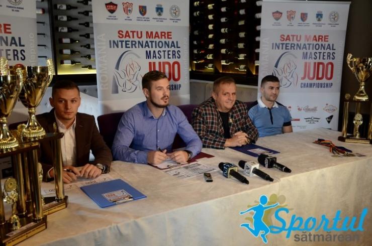 "Judo. Peste 100 de judoka vor participa la ""Satu Mare International Masters Judo Championship"""