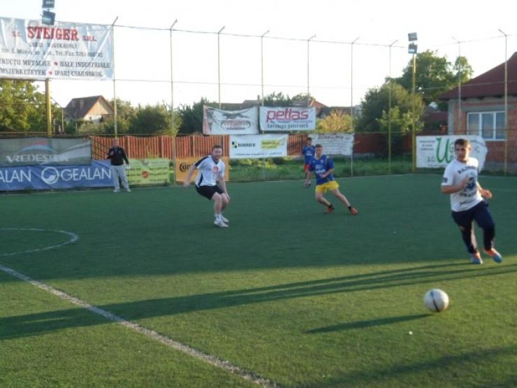 Minifotbal. Rezultatele înregistrate în prima etapă a Campionatului Union Sport Carei