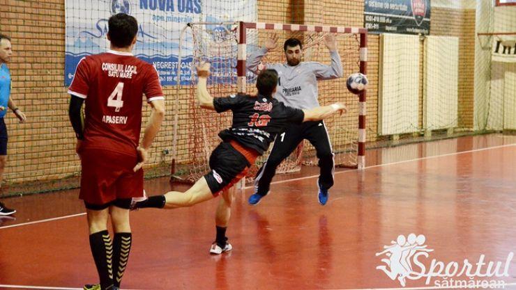 Handbal   CSM Satu Mare a suferit o nouă înfrângere usturătoare