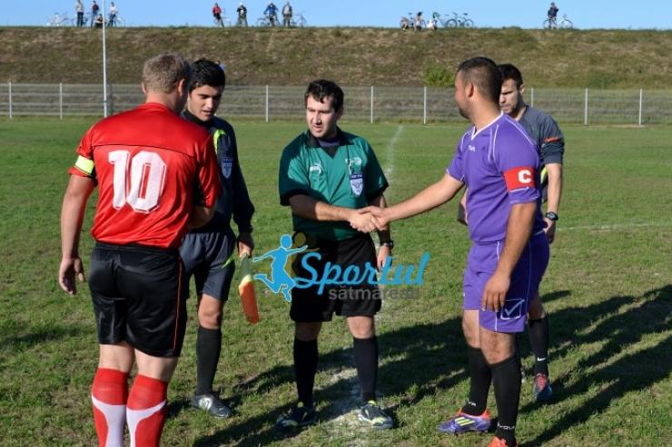 Arbitrii delegați la meciurile din Liga a V-a, etapa a XIII-a