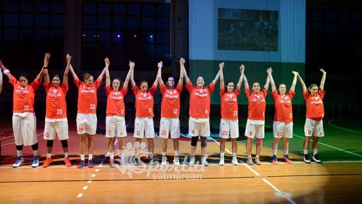 Baschet | CSM Satu Mare debutează în noul sezon al Ligii Naţionale, sâmbătă, la Olimpia CSU Braşov