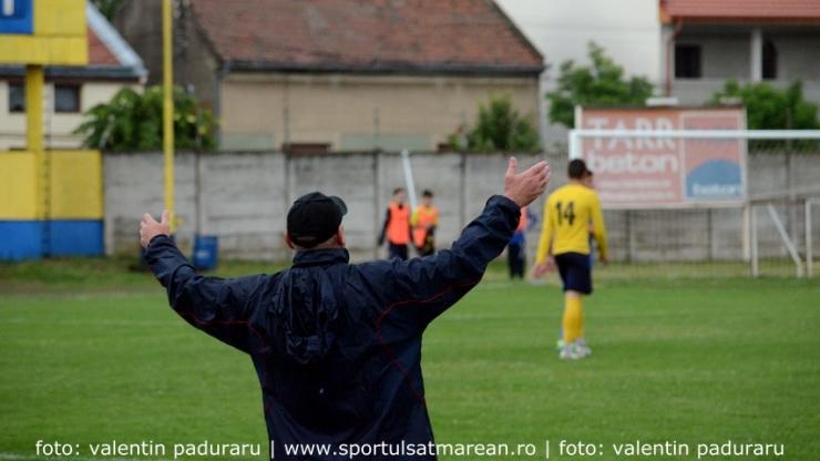 Baraj Liga a III-a: FC Olimpia II Satu Mare pierde cu 5 -2 în deplasare la Gâlgău