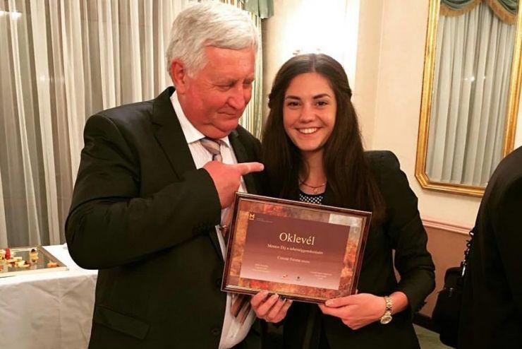"Excelență | Antrenorul Francisc Csiszar, laureat al ""Premiilor Mentor"""