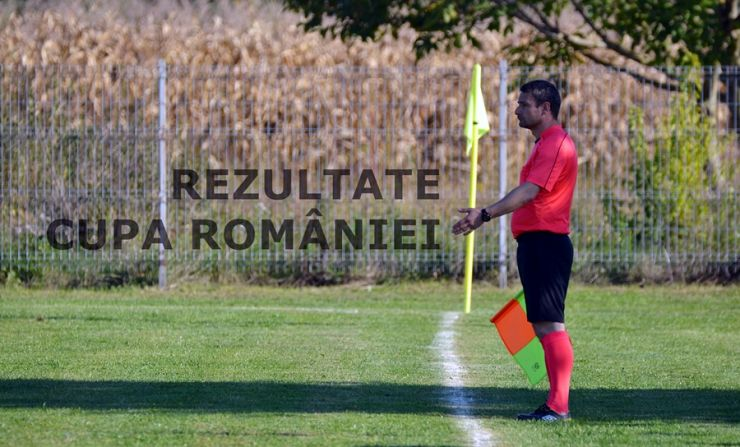 Cupa României | Rezultatele înregistrate marți și miercuri în turul preliminar