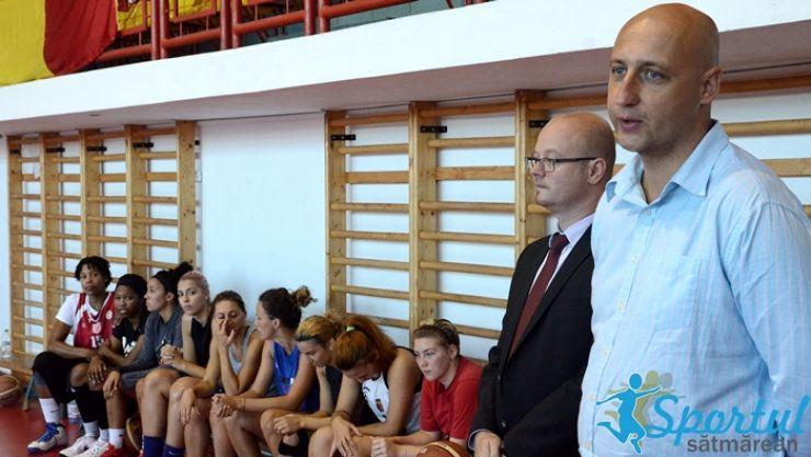 Team-managerul de la CSM Satu Mare și-a dat demisia
