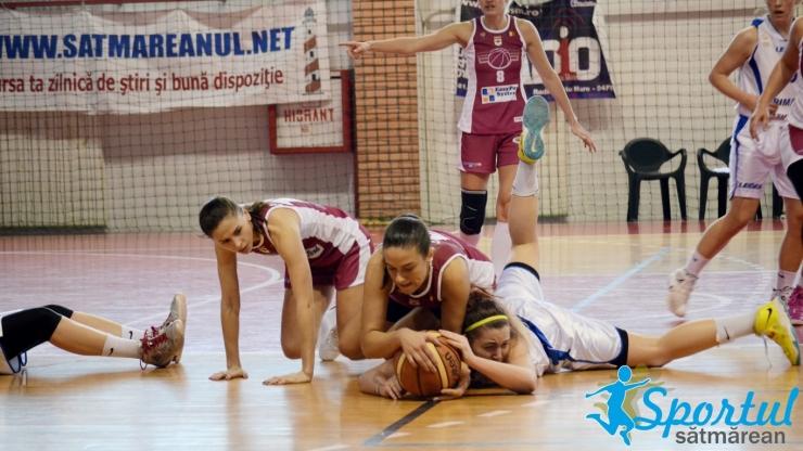 Oficial | CSM Satu Mare va evolua în Liga Națională de Baschet Feminin
