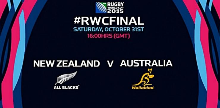RWC 2015. Australia - Noua Zeelandă, finala Cupei Mondiale la rugby