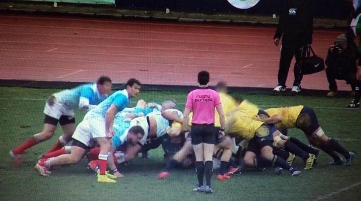 Rugby | Stejarii au învins Rusia, scor 30-10, în Rugby Europe Championship