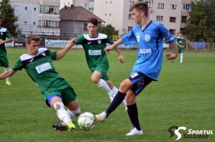 Liga 3 | Recolta Dorolț a terminat la egalitate amicalul de la Zalău