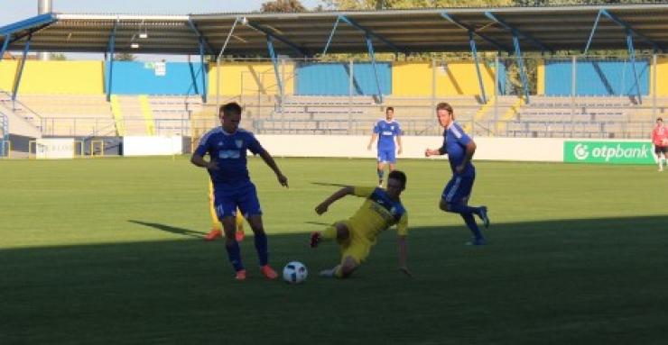 Amical   Mezőkövesd Zsóry FC 4 – 0 FC Olimpia Satu Mare (0-0)