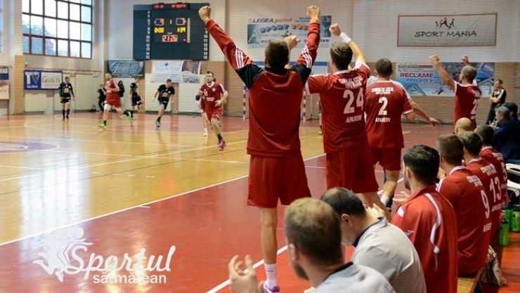 Liga Zimbrilor   A doua victorie pentru CSM Satu Mare în acest sezon