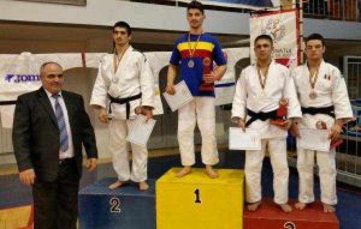 Weekend bogat pentru judo-ul sătmărean
