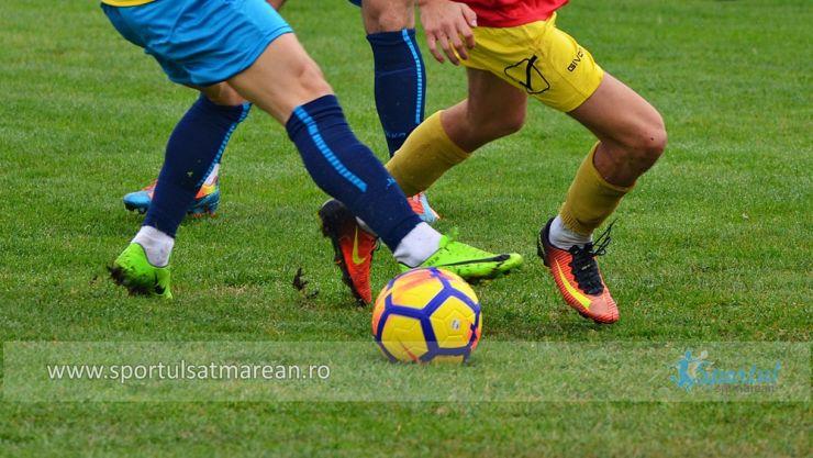 Se schimbă ora de disputare a jocurilor în fotbalul județean sătmărean