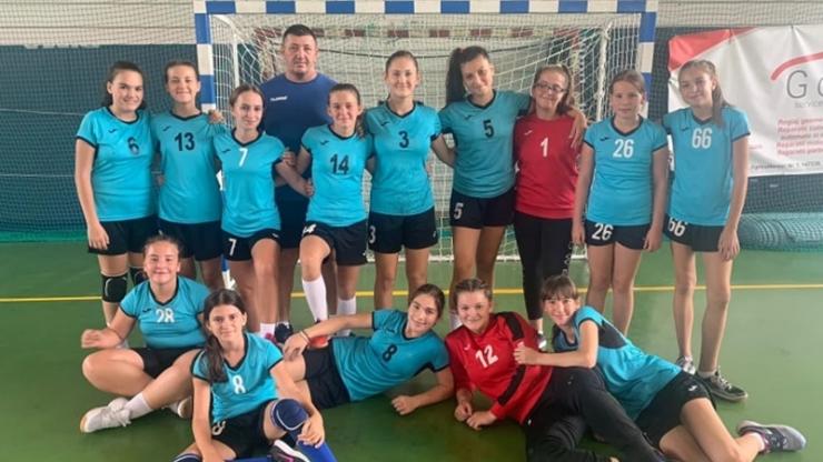 Handbal | Fetele de la LPS Atletik Satu Mare au început sezonul 2019/2020