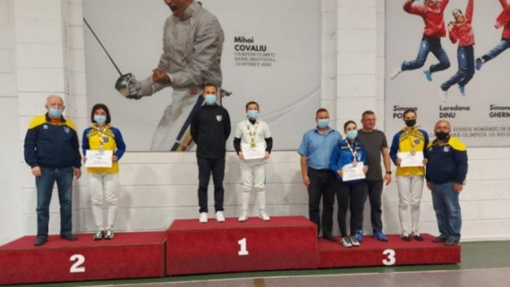 Performanță | Maria Chiorean, medalie de bronz la Campionatul Național de Speranțe – floretă