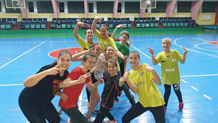 Baschet U13 | Sâmbătă, ABC Magic Satu Mare organizează turneul 4 din cadrul Campionatului Naţional de Baschet feminin