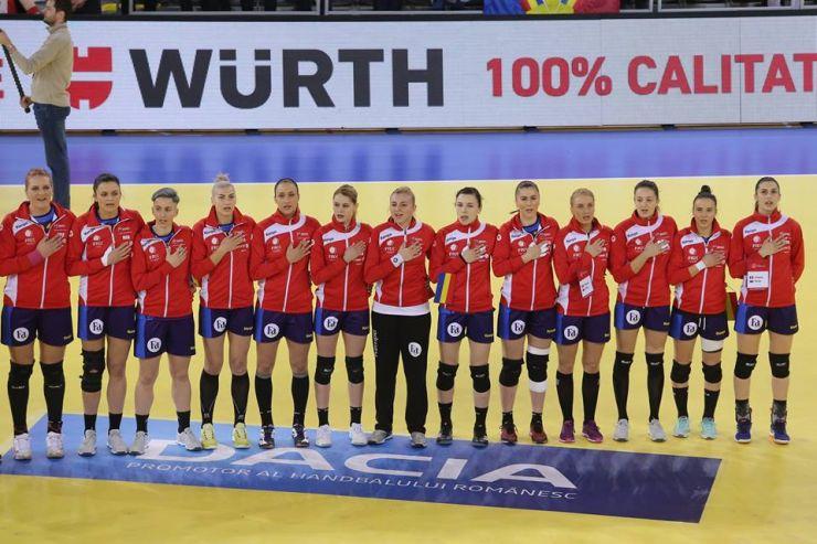 Handbal feminin | România și-a aflat adversarele de la Euro 2018