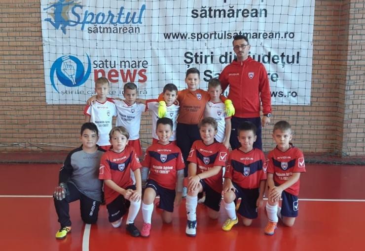 Juniori | Puștii de la Primavera au câștigat trofeele Gheorghe Ola și Gheorghe Ene