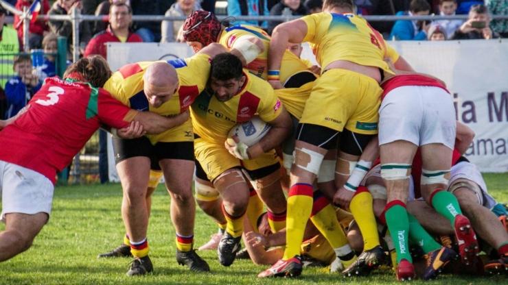 Rugby | România - Uruguay, sâmbătă, de la ora 14:00
