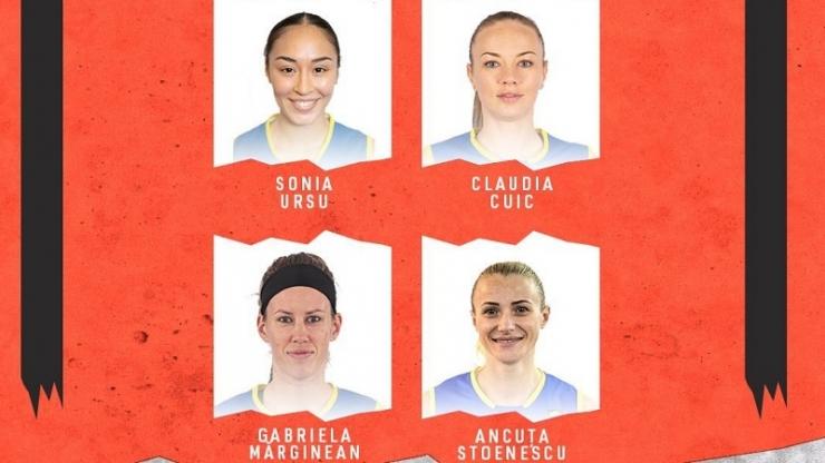 Baschet | Claudia (Pop) Cuic joacă cu naționala de 3x3 ultimul turneu oficial înaintea Jocurilor Olimpice