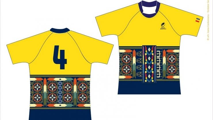 Rugby | Însemnele tradiționale revin pe tricourile Stejarilor