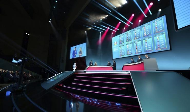 România va întâlni Spania, Suedia, Norvegia, Feroe și Malta în preliminariile EURO 2020