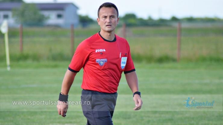 Liga Campionilor | Octavian Șovre, delegat la Barcelona - Inter Milano