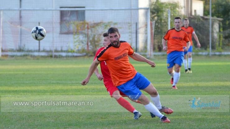 Cupa României | Duelul dintre Unirea Bercu și Turul Micula s-a decis la loviturile de departajare