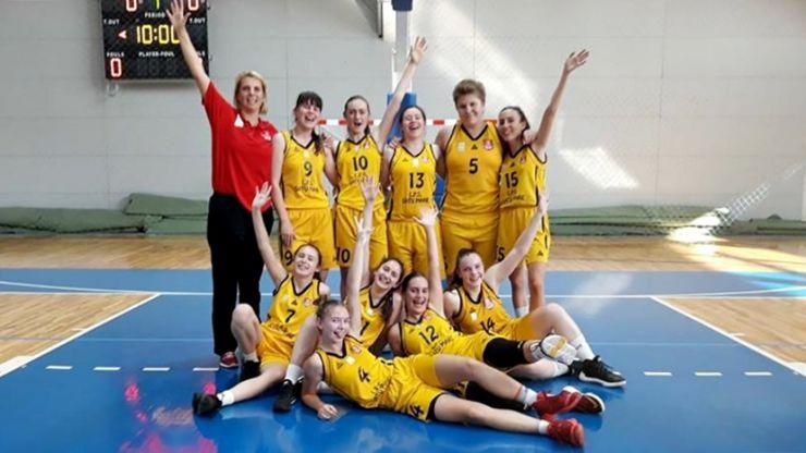 Baschet U16 | Victorie și în meciul doi al Turneului Final pentru fetele de la LPS CSS Satu Mare