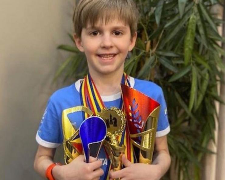 Sătmăreanul Kovacs Balazs a cucerit trei titluri de vicecampion și o medalie de bronz