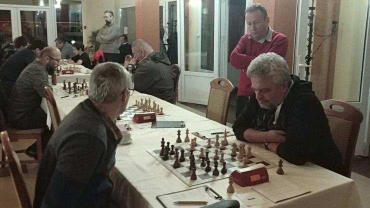 Șah | GM Andrei Istrățescu, victorios din nou la Cupa Orașului Tășnad