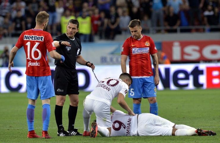 Liga 1 | Istvan Kovacs va arbitra derby-ul dintre CFR și FCSB